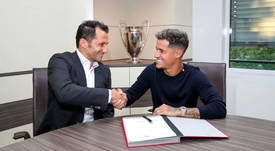 Coutinho to Bayern Munich: How the Bundesliga champions could line up. FCBayern