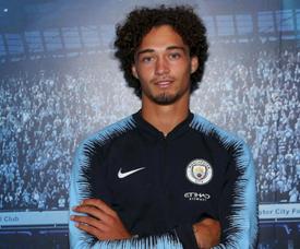Philippe Sandler, nuevo jugador del City. City