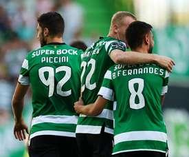 El Sporting de Lisboa no falla.
