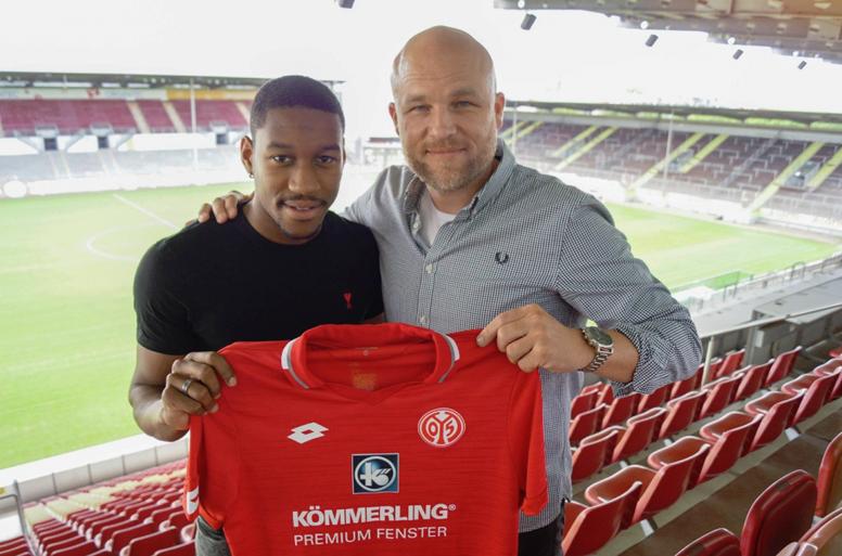 Pierre-Gabriel llega al Mainz 05 con un contrato de cinco años. Mainz05