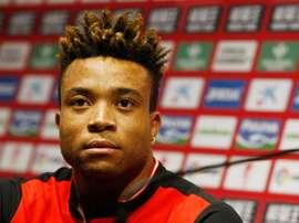 Pierre Kunde a signé avec le club allemand. GranadaCF