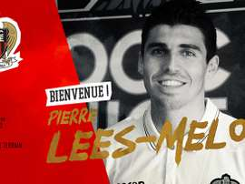 Pierre Lees-Melou est une nouvelle recrue de l'OGC Nice. Nice