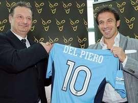 Pignata consiguió que Del Piero pusiera rumbo a Sydney. EFE