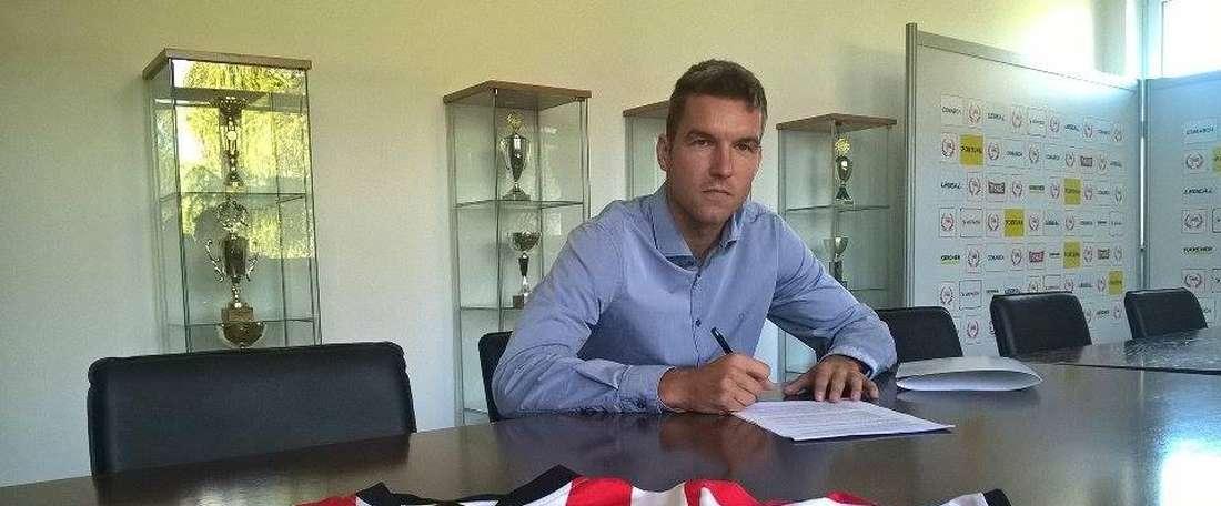 Piotr Malarczyk será jugador del Cracovia hasta junio de 2019. Cracovia