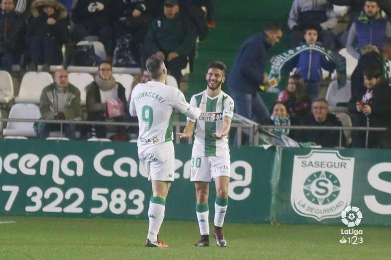 Le Real Madrid a un accord avec Andrés Martín, joueur de Cordoue. LaLiga