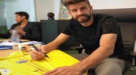 Ninguém sabe como aconteceu o encontro entre o jogador e o clube português. Facebook