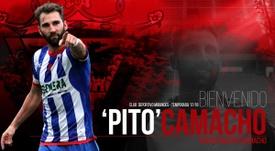 Pito elige al Mirandés para la próxima temporada. CDMirandés