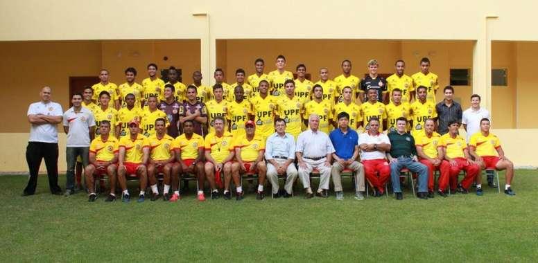 El Atlético Sorocaba juega ahora en divisiones inferiores de Brasil. Twitter/ @CASorocaba