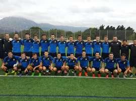 El filial del Eibar está a un paso de ascender a Segunda División B. CDVitoria