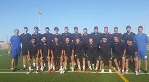 El Formentera ultima los detalles para su próxima temporada. SDFormentera
