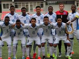 Honduras estará en el Mundial Sub 20. Honduras