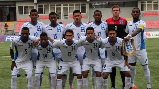 Honduras goleó a Antigua y Barbuda sin despeinarse. Honduras