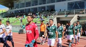 Santiago Wanderers perdió a una de sus piezas para la Copa Libertadores. Twitter/swanderers