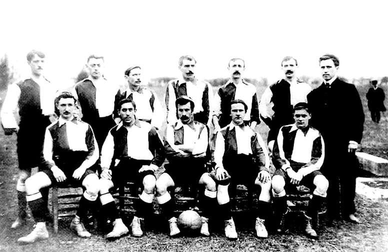 Una de las plantillas más históricas del fútbol español.