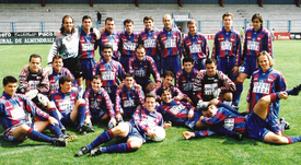 El Extremadura vuelve al lugar en el que consiguió el ascenso a Primera. LosOtros18