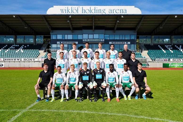 Histórico título en Finlandia. IFKMariehamn