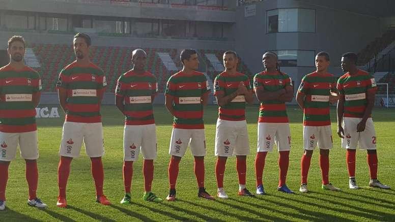 Marítimo refuerza su plantilla con Leandro Barrera y Marcão. Marítimo