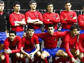 El Leganés ganó la liga con un pleno de victorias. Archivo