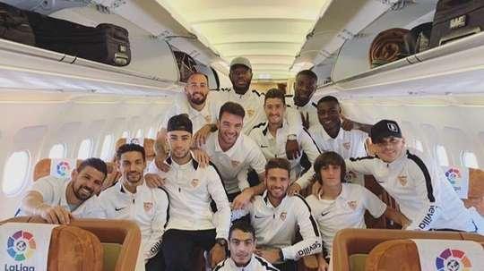 Un piloto talismán para ayudar al mundo. SevillaFC