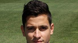 El atacante jugará en la Primera División de Portugal con el Feirense. Feirense