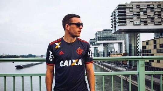 Podolski ne fait plus partie des plans de Boca Juniors. Goal