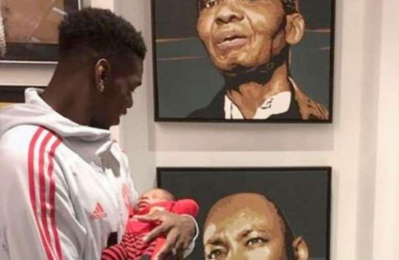 Pogba hizo reflexionar a todos con su importante mensaje. PaulPogba