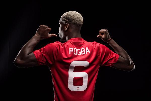 As transferências mais caras da história do futebol - Paul Pogba