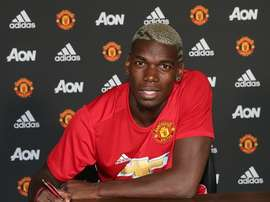 Pogba still has to live up to his enormous price tag. ManUtd