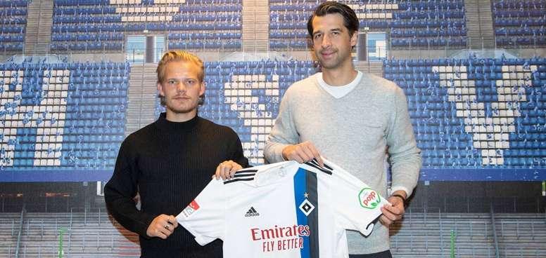 Pohjanpalo jogará no Hamburgo. HSV