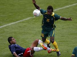 Islas Salomón hizo historia. OceaniaFootballConfederation
