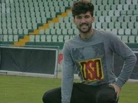 El presidente del club no confirmó que Pol fuera hijo del ex presidente del Barça. Vilaverdense