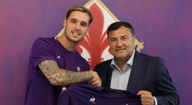 André Villas-Boas confirme pour Pol Lirola. Twitter/acffiorentina