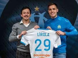 Lirola : Ribéry était content que je vienne à l'OM. OM