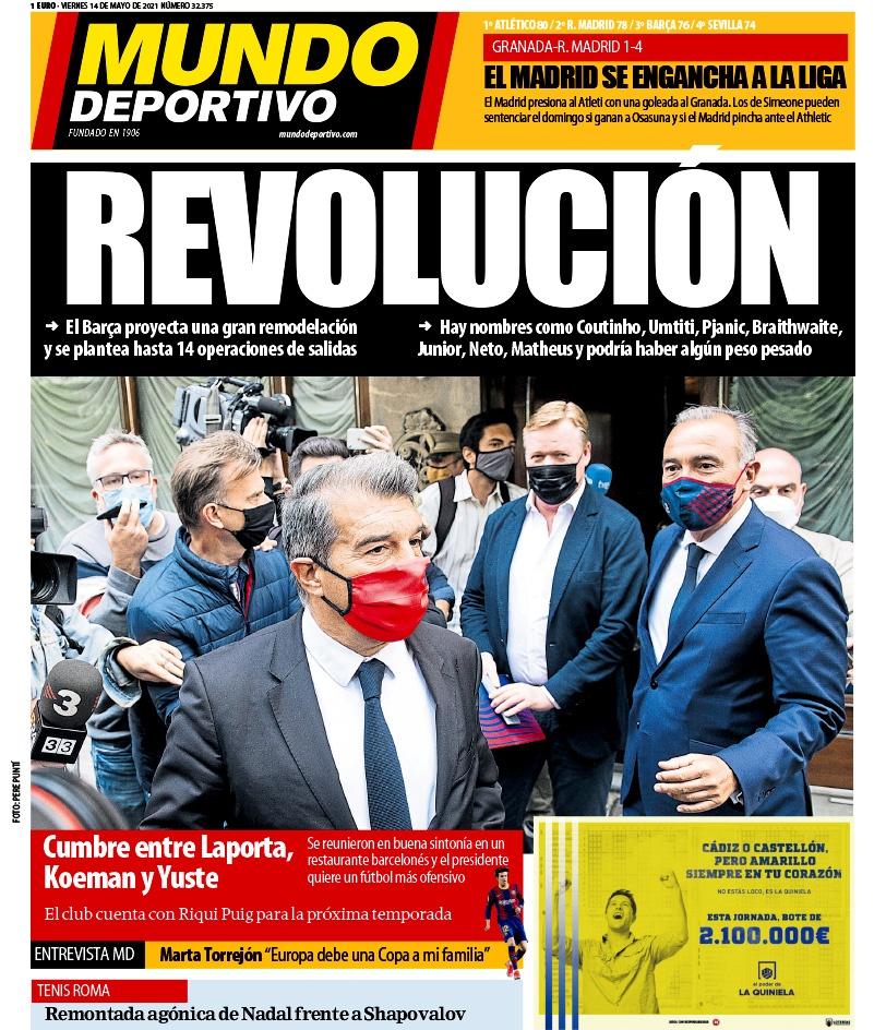 La revolución de Laporta