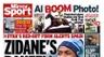 'Mirror': Zidane se interessa por Sterling