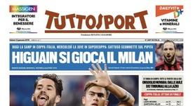 Especulam a possível troca entre Real e Juve. Tuttosport