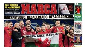 Portada del diario Marca del 21-11-2019. Marca