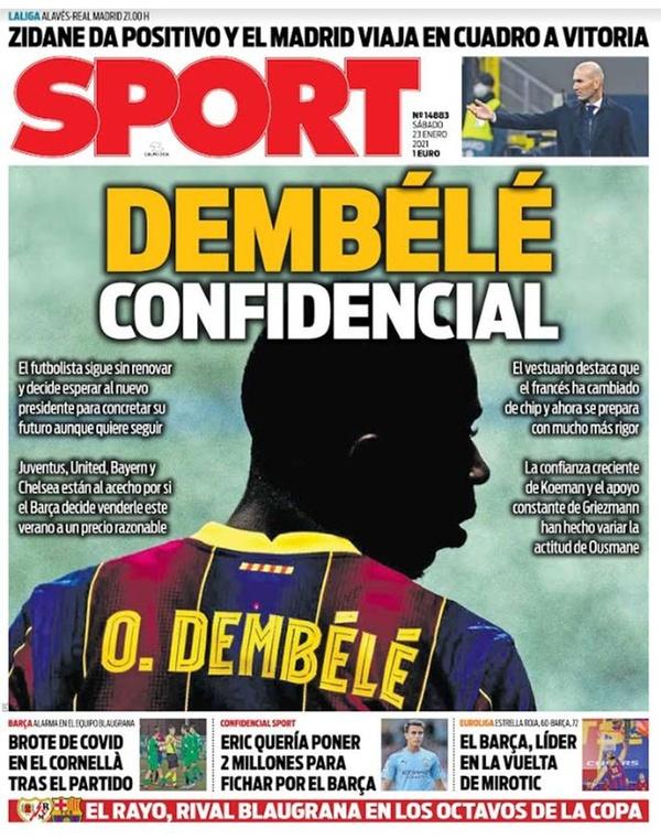 Dembélé da el paso que se esperaba, pero ahora tiene más 'novias'