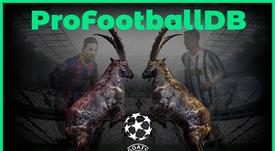 Informe PFDB: comienza la GOATS Champions League. BeSoccer