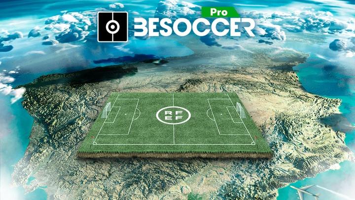 Informe BeSoccer Pro: la nueva Primera División RFEF (Grupo II). BeSoccer Pro