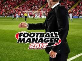 Portada del Football Manager 2017. Sigames
