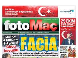 Fenerbahçe pense à Zidane pour prendre la relève de Cocu. FotoMac