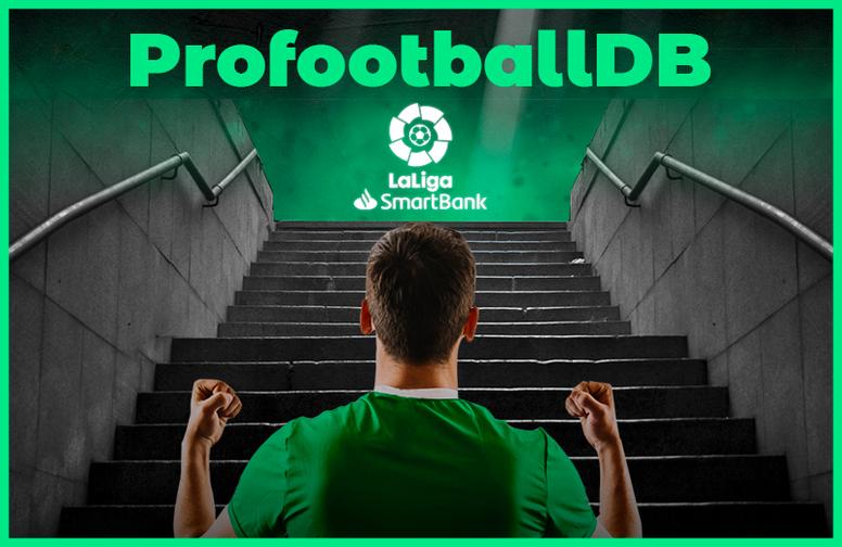 Especial ascenso a Segunda. ProFootballDB