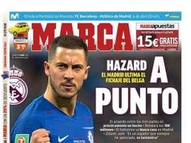 Les Unes des journaux sportifs espagnols du 06 avril 2019