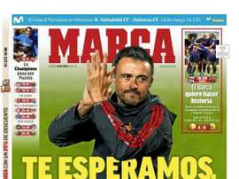 Une 'Marca' du 18/05/2019. Marca