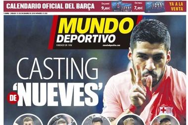 Mundo Deportivo 15-12-2018. MundoDeportivo