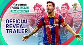 eFootball PES 2021 Season Update the Game Review. YouTube/eFootballPES
