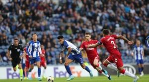 Porto e Rangers FC ficam no empate no Estádio do Dragão. Twitter/@FCPorto