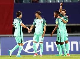 Uruguai elimina Portugal do Mundial sub-20. Twitter