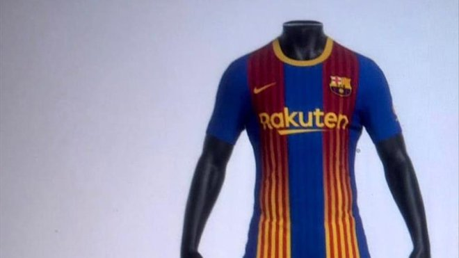 Barca S Controversial 4th Kit For 2020 21 Besoccer